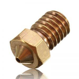 boquilla e3dv6 de 1mm filamento 175 mm impresora 3d nozzle