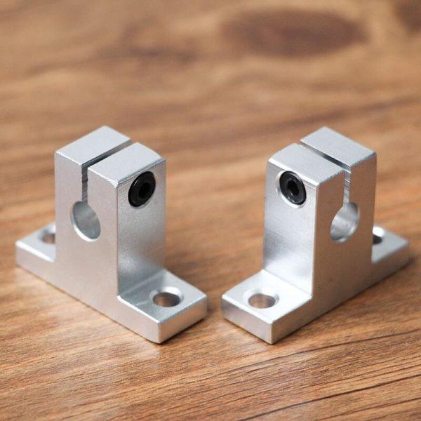 soporte sk8 para varilla lisa 8 mm