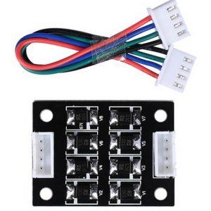 tl smoother para impresora 3d tl smoother 8 diodos delta