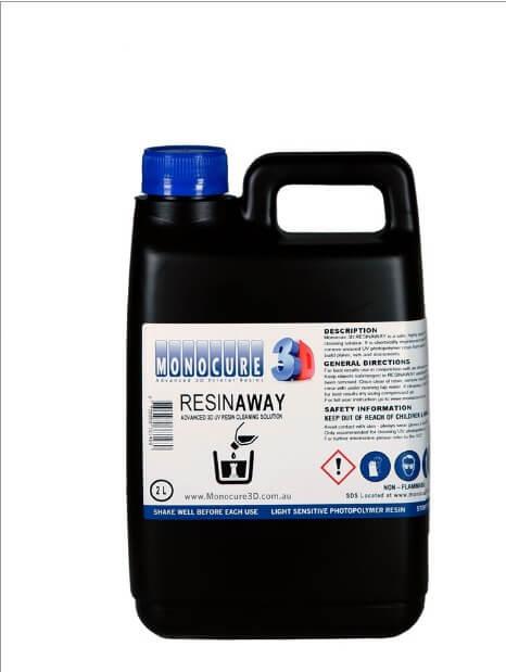 2 litros de limpiador resinaway