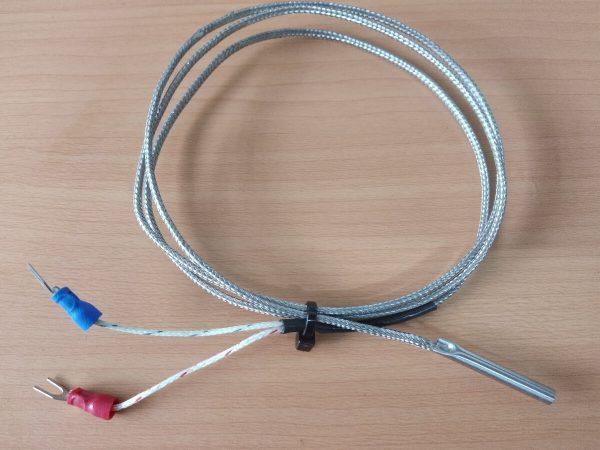 termocople tipo k