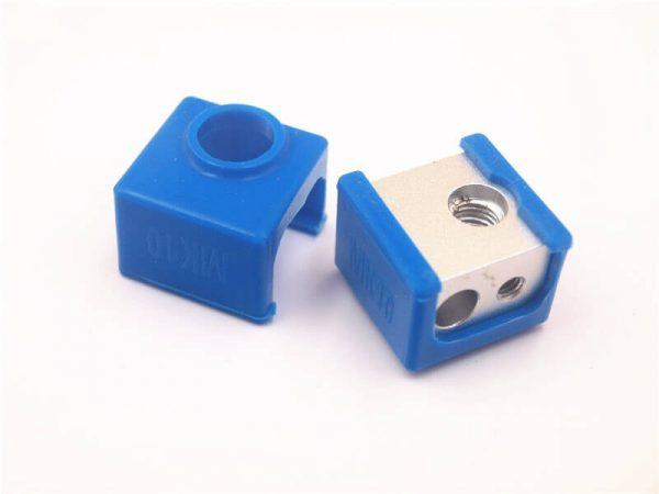 sock silicona para bloque volcano impresora 3d