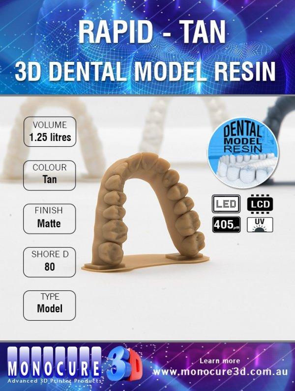 Resina Dental Monocure