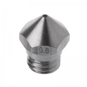 Boquilla MK10, 0.8mm acero