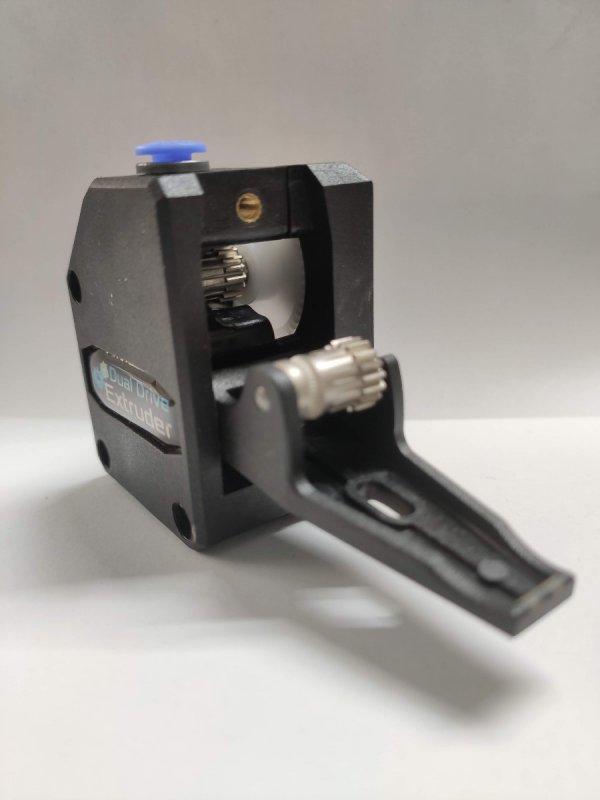 extrusor tipo bondtech bmg para impresora 3d engrane dual