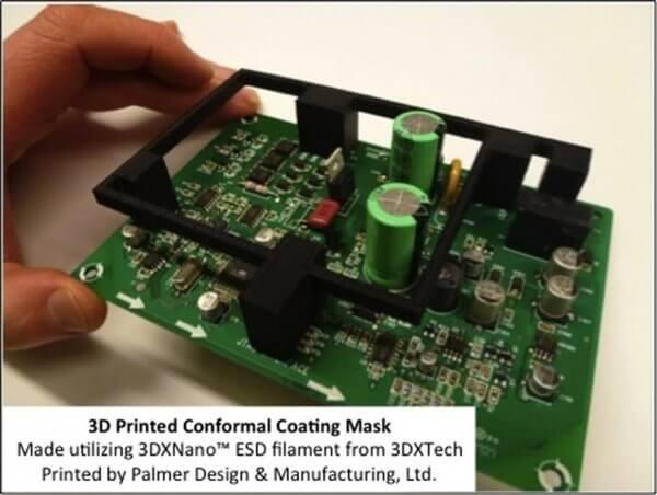 Filamento 3D ESD Antiestático